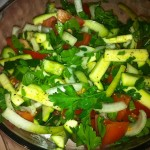 Israeli chopped salad 002