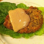 Lentil patties 005