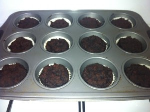 beetroot choc muffins - aftern cooking
