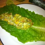 AM Lettuce wraps