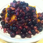 butternut blueberry breakfast