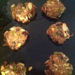 coconut fruit and nut cookies2